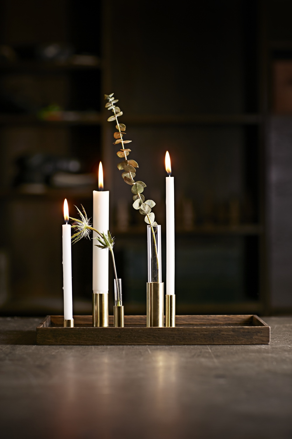 De Luxe Candle Tray