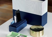 Desk organizers from CB2