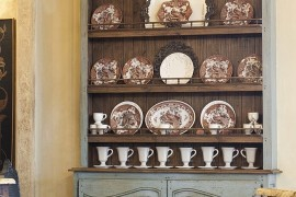 ... Dining Room Hutch Is The Perfect Place To Showcase Your Best China Come  Holiday Season And ...