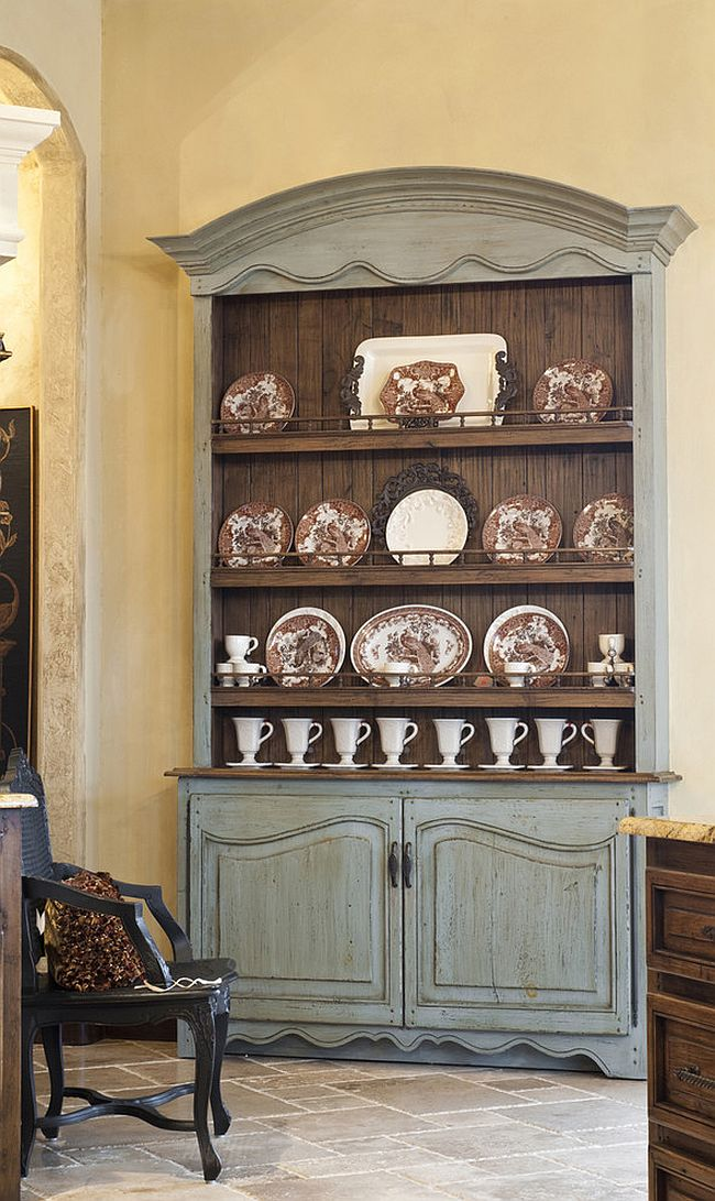 Dining Room Hutch Is The Perfect Place To Showcase Your Best China Come Holiday Season And