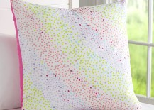 Dot pillow from Pottery Barn Kids