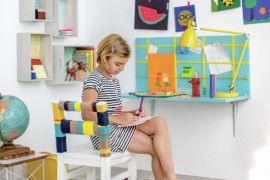 Fun Useful Decor Designed With Kids In Mind