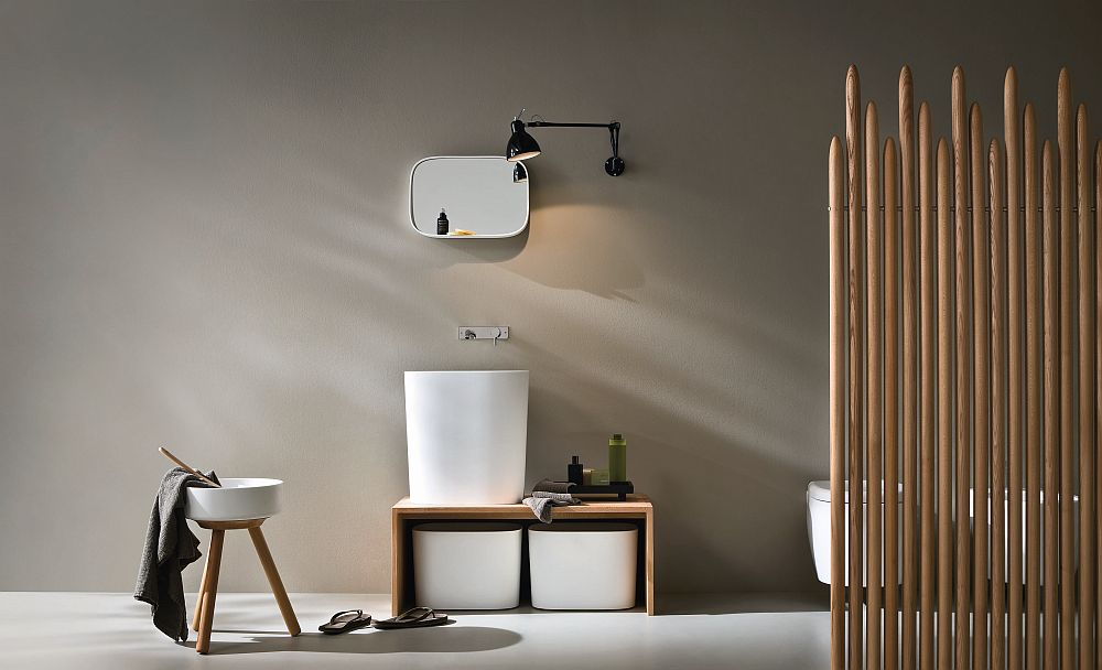 Fabulous Fonte Bathroom Collection from Rexa Design