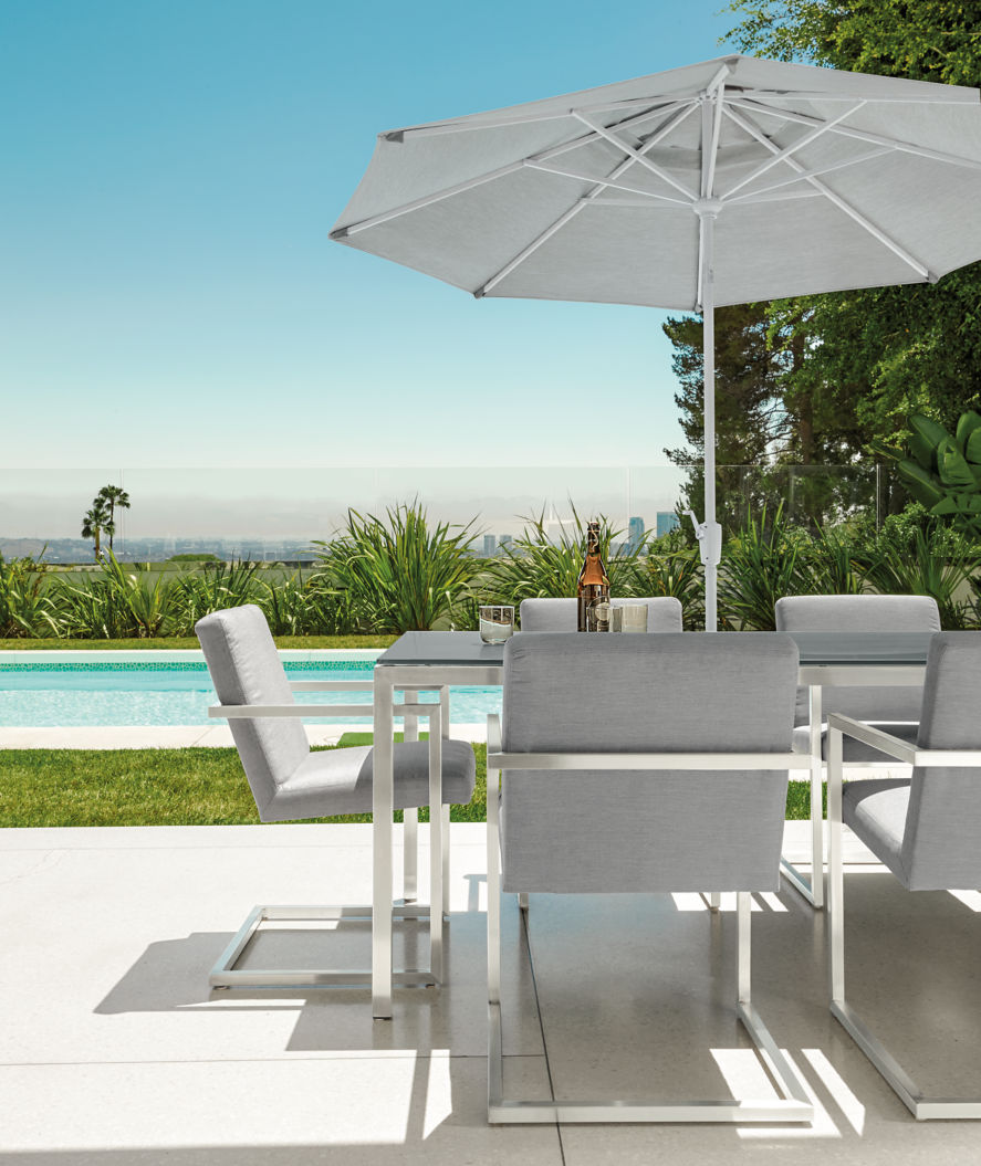 high end garden furniture. view in gallery finn chair from room u0026 board high end garden furniture e