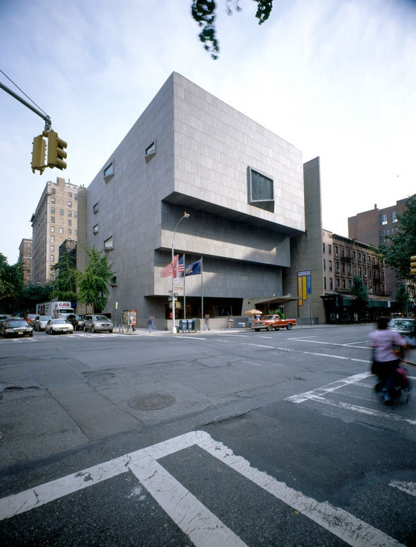 Former Whitney Museum of American Art