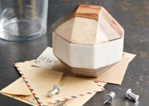 Geo object from West Elm