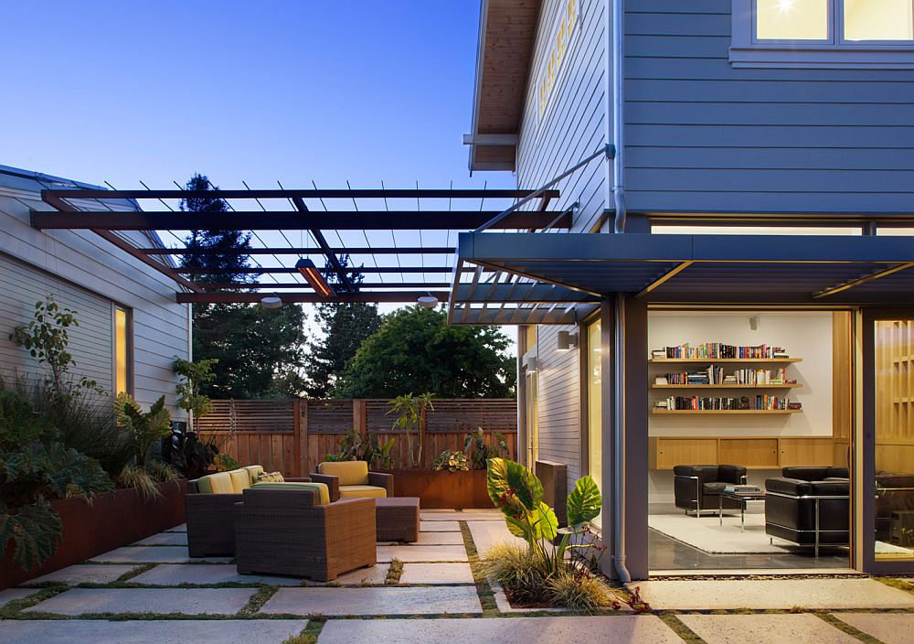 Goregous and sustainable Santa Cruz Haus