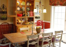 Goregous-hutch-creates-a-cool-and-colorful-backdrop-in-this-farmhouse-style-dining-space-217x155