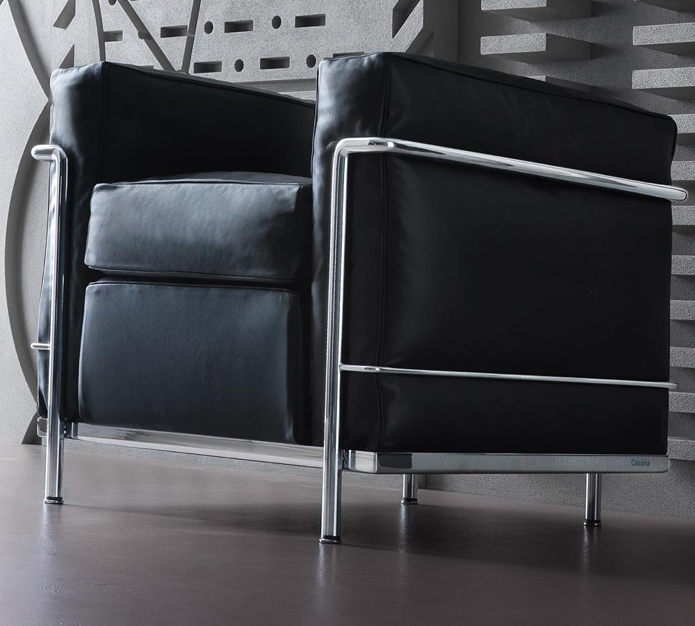 Grand Confort LC2 Club Chair