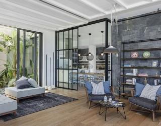 Y House: Trendy Mediterranean Retreat with Modern Sophistication