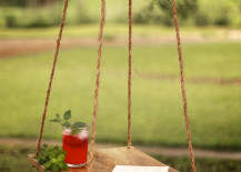 Hammock table from Grindstone Design