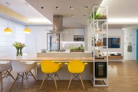 Apartamento Trama: Fun and Fashionable Urban Hub in Brasilia