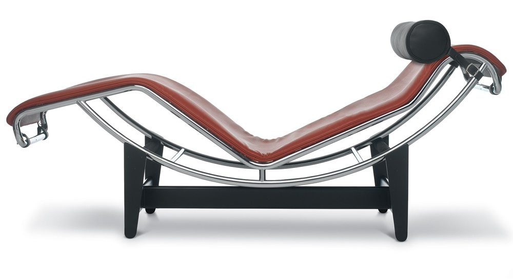 10 iconic chair designs from the 1920s for Chaise longue b306