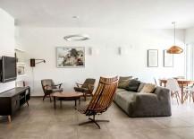A World of White: Breezy Apartment Renovation in Ramat Yohanan