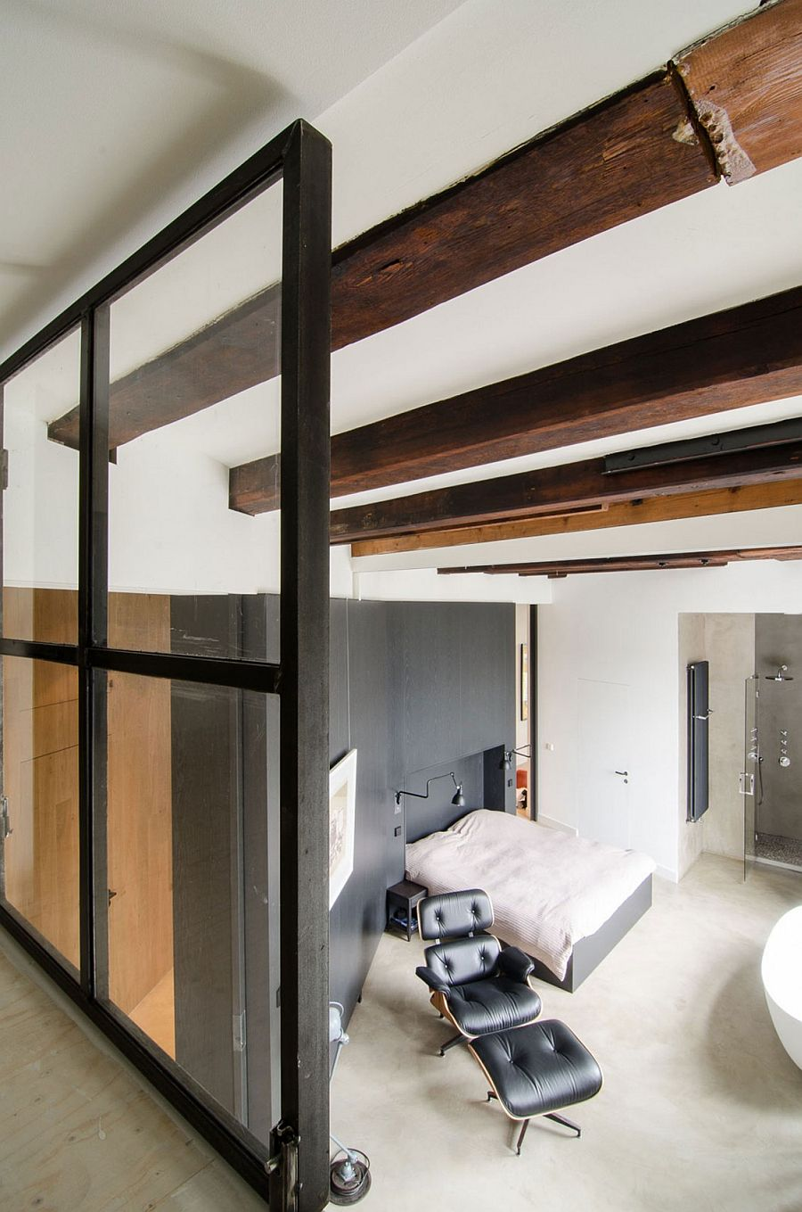 Interior Design Studio Amsterdam amsterdam canal house turned modern loft by standard studio