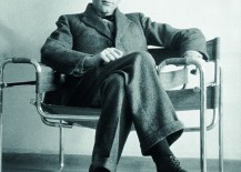 Marcel Breuer on Wassily Chair