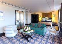 Merchant Hotel Art Deco bedroom