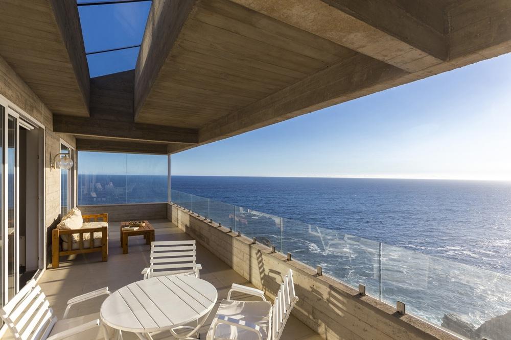 Mirador House terrace