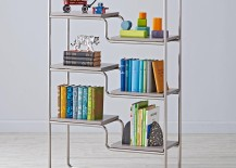 Modern bookshelf from The Land of Nod
