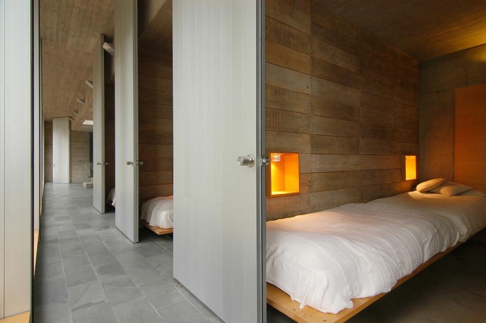 Omnibus House bedrooms