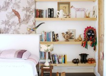 Open-bookshelf-doubles-as-a-lovely-display-in-the-bedroom-217x155