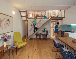 Exclusive Design Offers Customized Solutions for Revamped Juno's House