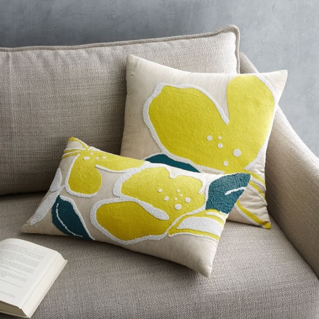 West elm pillow cases