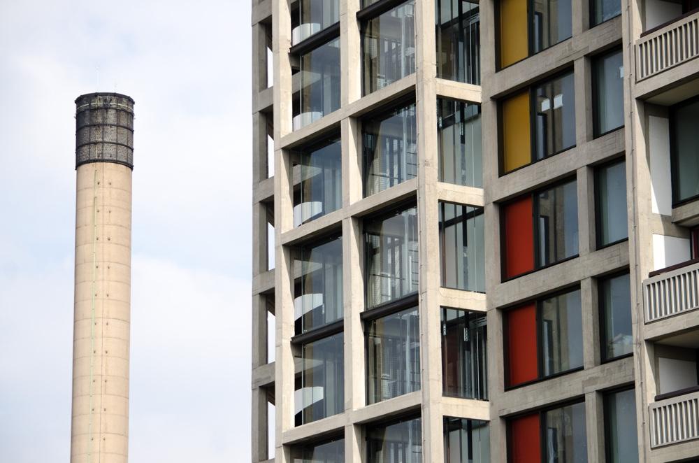 Park Hill facade