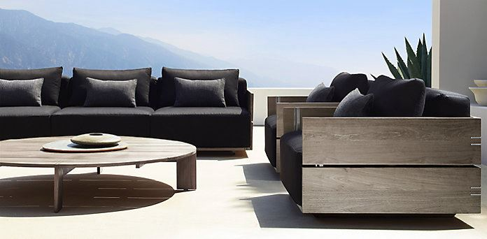 High End Patio Furniture Options For Spring