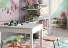 Pastel palette from The Land of Nod