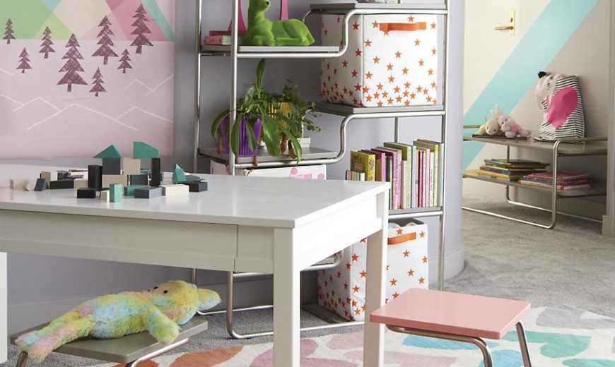 Fun, Useful Decor Designed with Kids in Mind