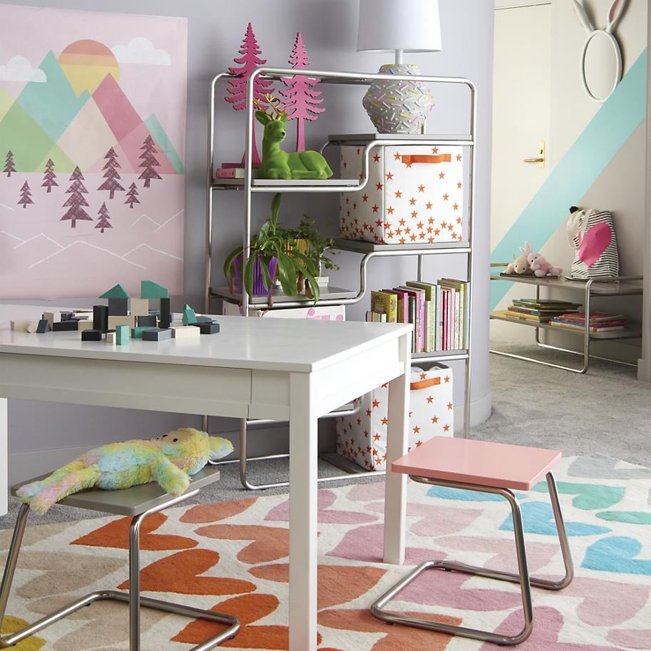 Pasetl palette from The Land of Nod Fun, Useful Decor Designed with Kids in Mind