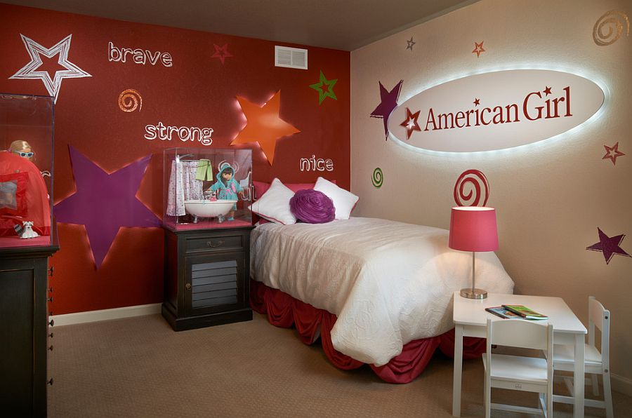 perfect bedroom for your little starlet design cardel homes