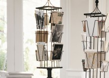 Photo carousels from Pottery Barn