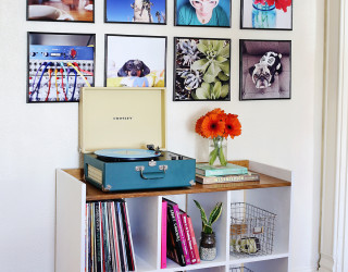 20 Creative Ways to Display Photos