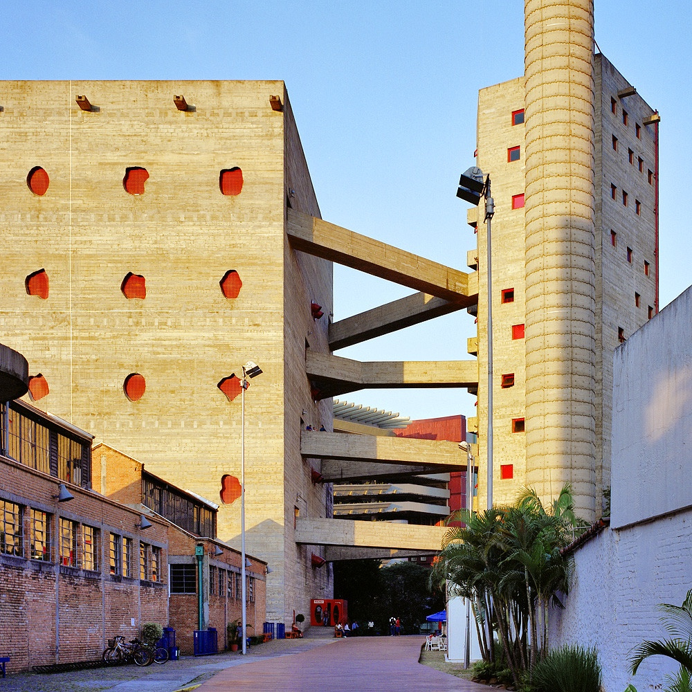 The Beauty of Brutalism