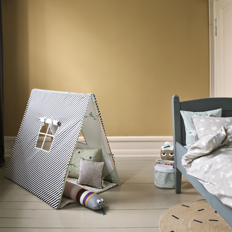 Scandinavian kids' room style from ferm LIVING