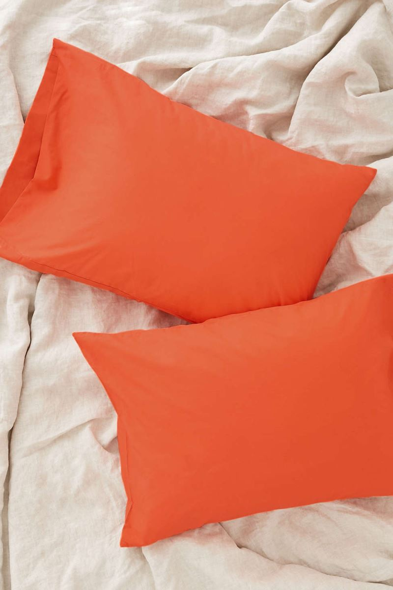 Solid pillowcases from Urban Outfitters