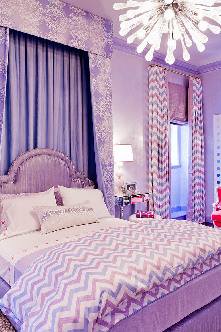 Sophisticated teen room with loads of glam! [From: Rikki Snyder]