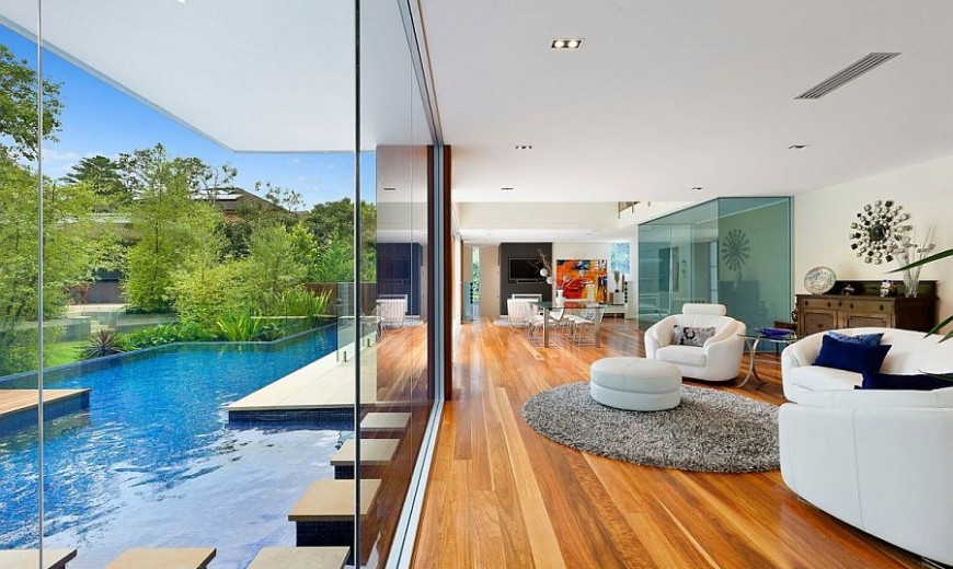 Slice of Green Goodness: Inspired Contemporary Home in Sydney