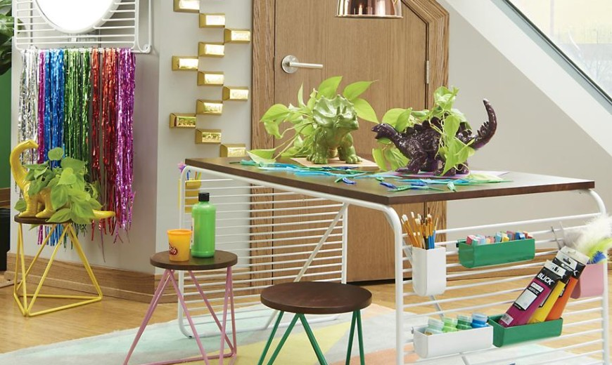 The Latest in Kids' Bedroom Trends