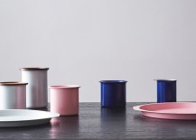 Tiipoi powder-coated trays and kitchenware