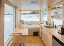 Tiny personal home Vista from Escape Homes 217x155 Vista: 160 Square Foot Tiny Home Provides an Adaptable Personalized Escape