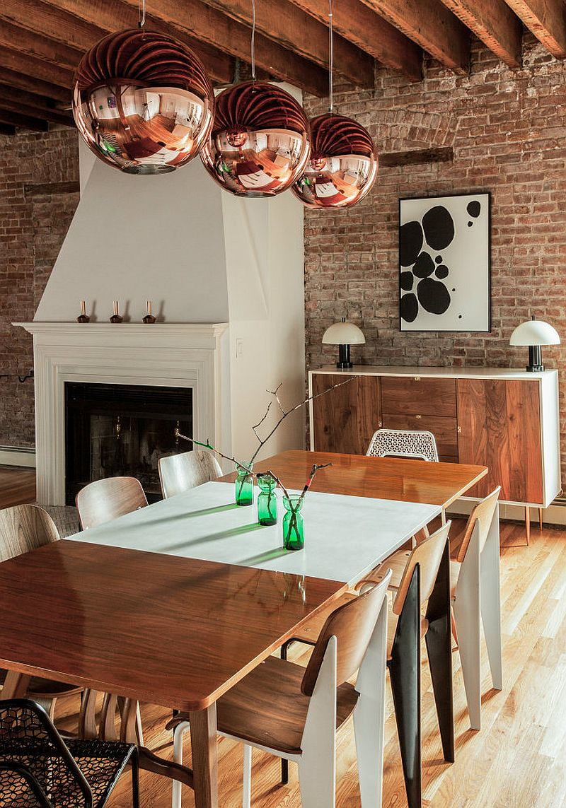 Urban Industrial Loft Apartment In Jersey City Turns To