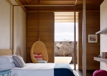 Transform the bedroom into a relaxing personal retreat