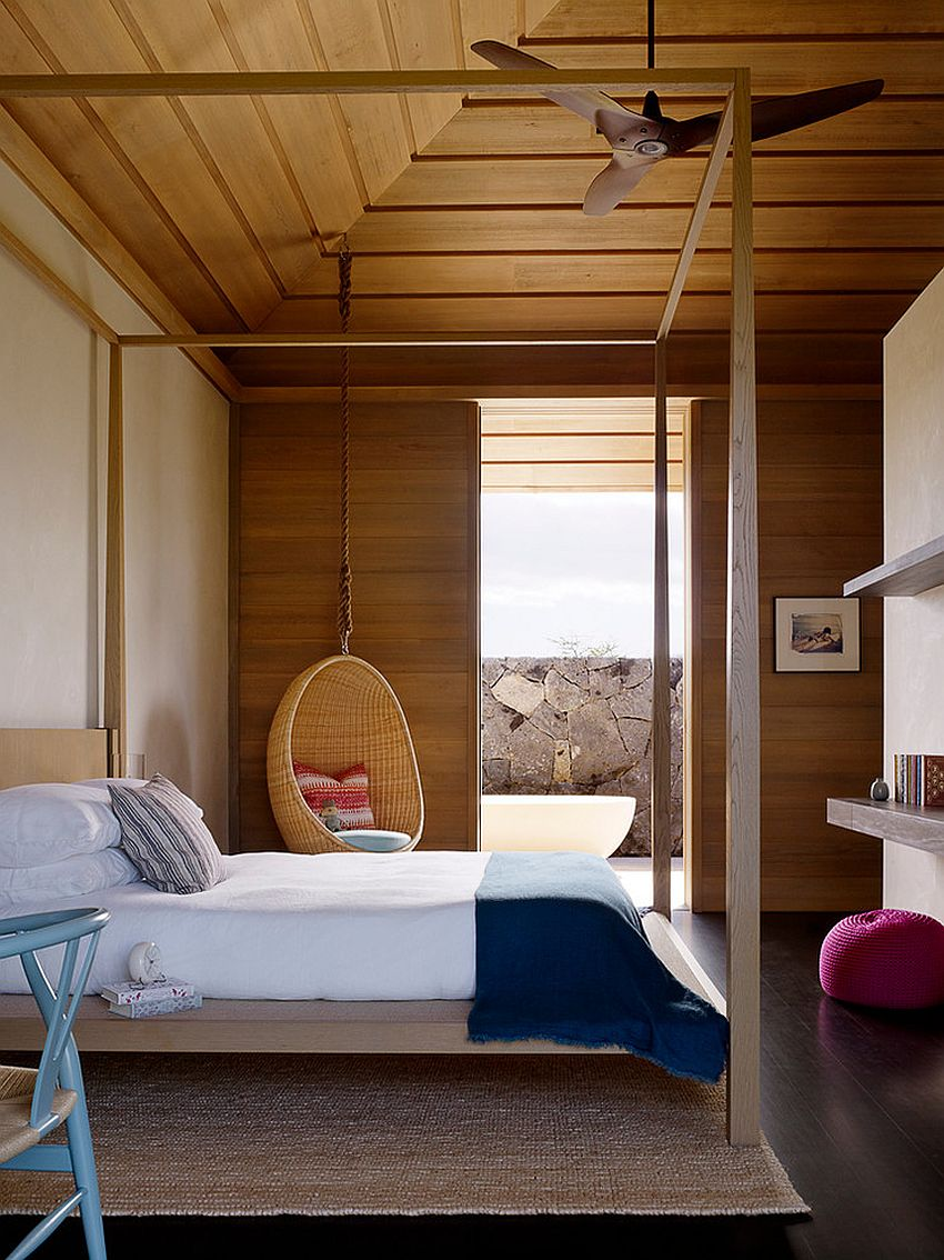 Transform the bedroom into a relaxing personal retreat [Design: ZAK Architecture]