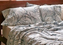 Tropical bedding from Urban Outfitters