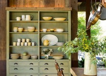 Turn that classic hutch into the showstopper of the dining room