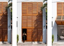 Versatile shutters offer privacy when needed