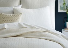 White-bedding-is-a-refreshing-choice-with-dark-walls-217x155